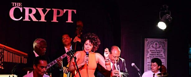 Cape Jazz at the Crypt Venue