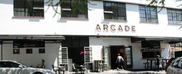arcade bree street cape town kaapstad