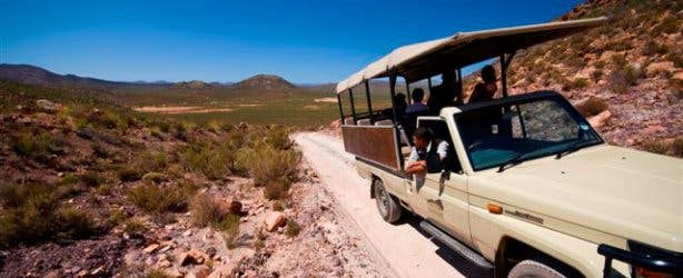 Aquila Game Reserve 4x4ing