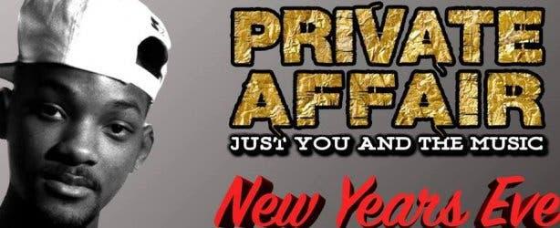 Private Affair NYE logo