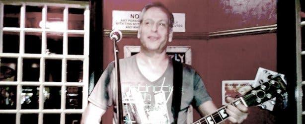 Eckart Borutto Musician German Kapstadt