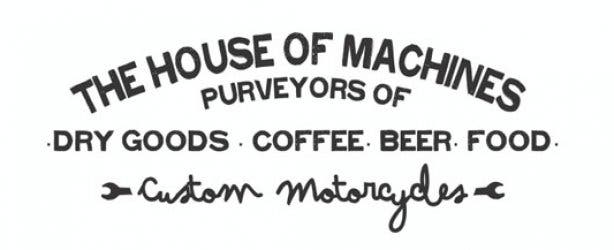House of Machines Logo