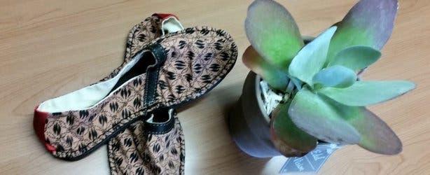 Africanhandmade Shoes Sample