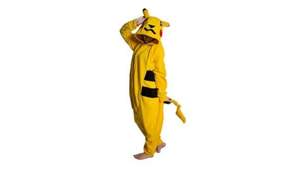 aFREAKa Clothing Adult Pikachu Onesie