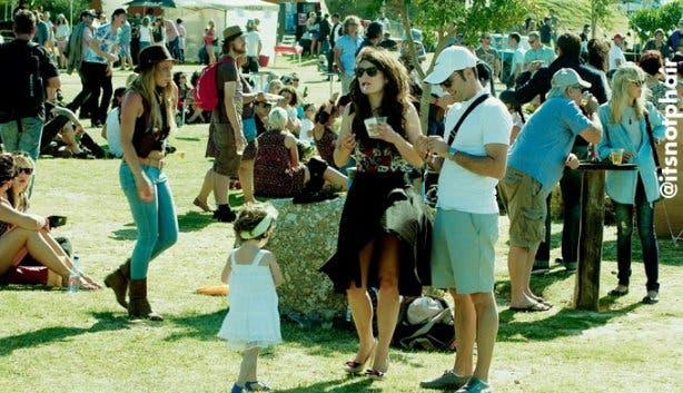 Dusty Rebels & The Bombshells Rockabilly Festival People