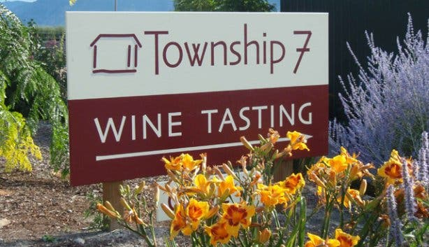 Township Tours wine tasting