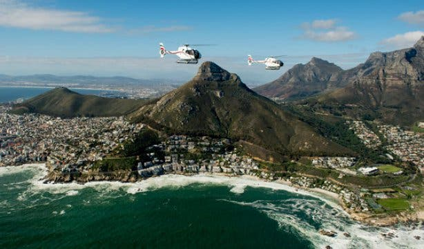 Cape Town Helicopters 3
