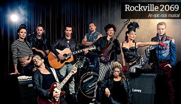 Rockville 2069 Rock Musical Cast