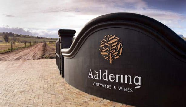 Aaldering Luxury Lodges Entrance