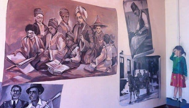 Bo Kaap Mural