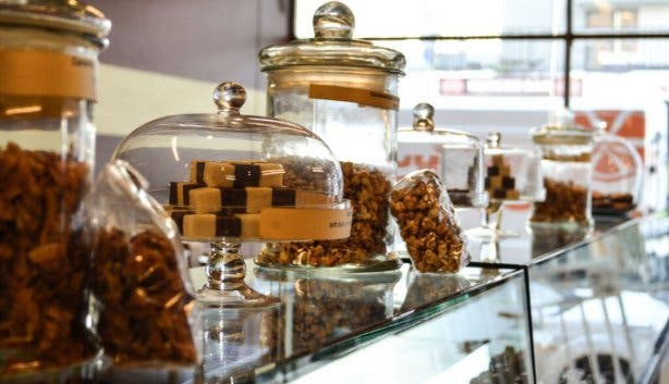 My Sugar Chocolate and Coffee Shop in Cape Town