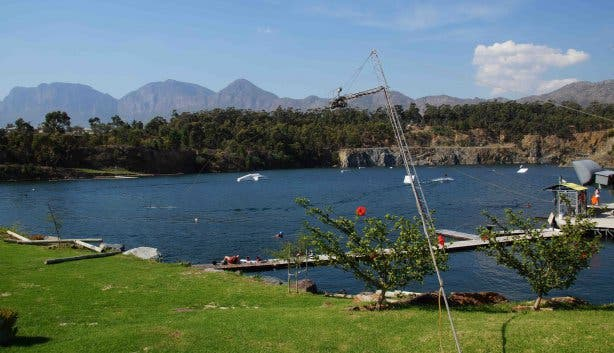 blue rock cable waterski somerset west