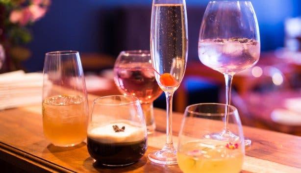 Cocktails Sentir