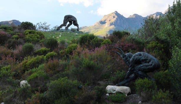Dylan Lewis Sculpture Garden 2