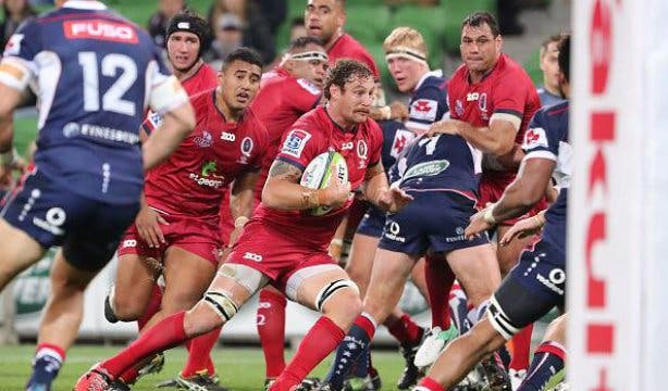 Reds vs Rebels Super Rugby Fixtures 2018