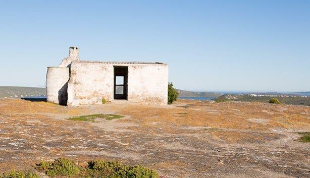 Seeberg vista at West Coast National Park