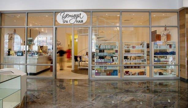 Outside of Yemaya Beauty Salon Cape Town