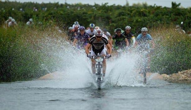 ABSA Cape Epic MTB Challenge River