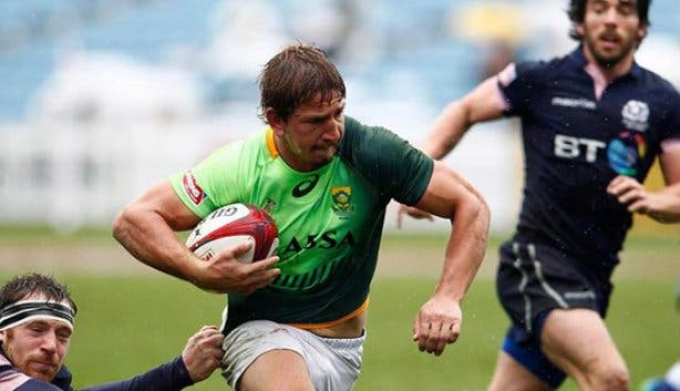 Cape Town Sevens Rugby Tournament 9