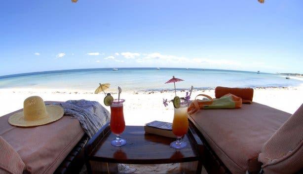 strandvakantie zuid-afrika
