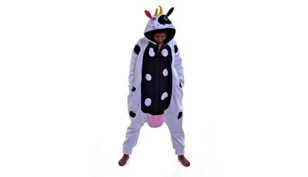 aFREAKa Clothing Cow Onesie