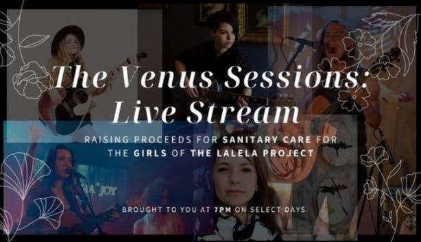 Venus live sessions