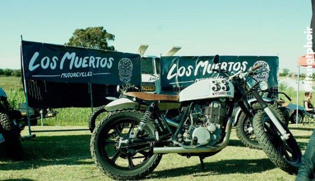 Dusty Rebels & The Bombshells Rockabilly Festival Bike