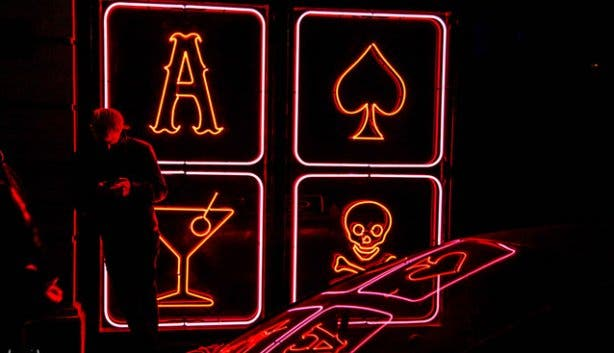 Aces n Spades where Boo Radley's was