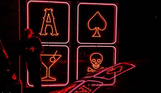 Aces n Spades where Boo Radley's was