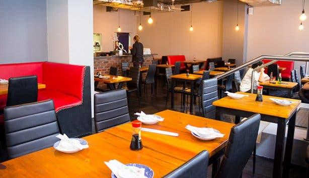 Obi Restaurant Interior 2