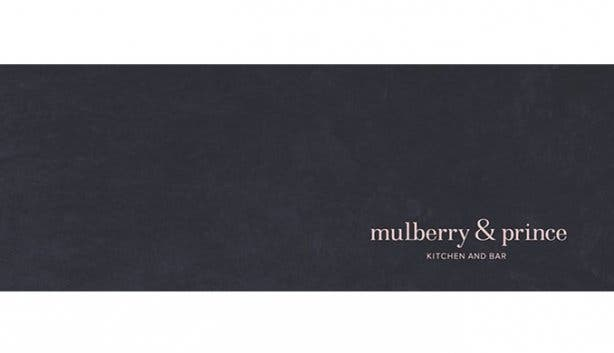 Mulberry & Prince Sign