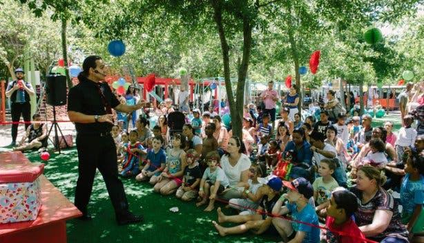 Bugz Playpark Birthday Carnival