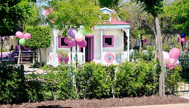 Bugz Family Playpark Kraaifontein Kids Party Venue Doll House 2