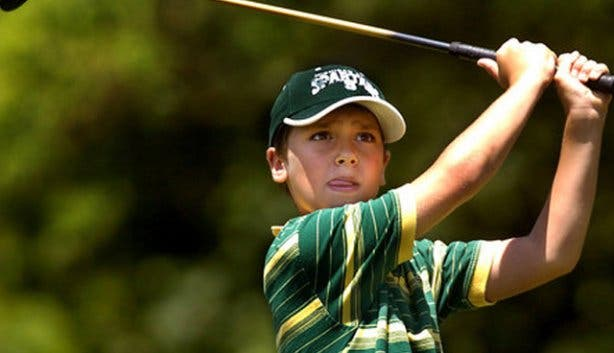 Kids Golfing Holiday 1