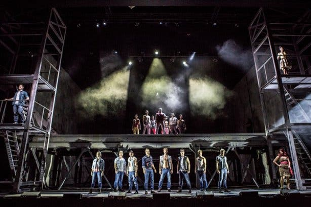 West Side Story The Fugard Theatre 3