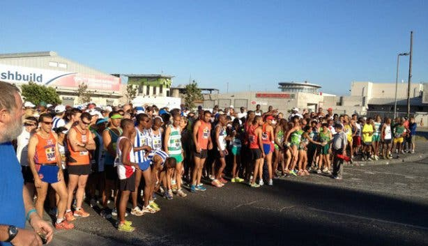 RCS Gugulethu Reconciliation Day Race