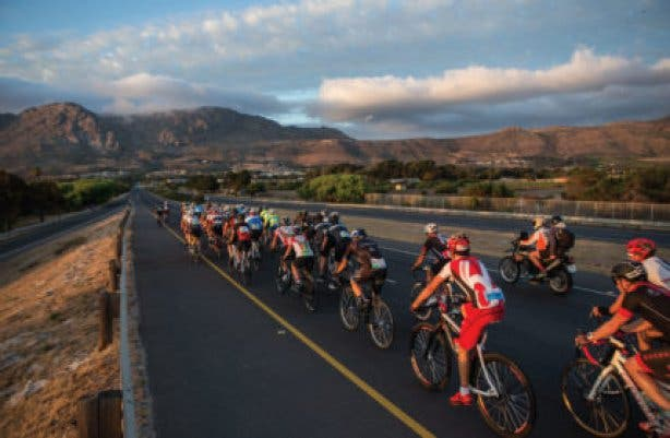 cape cycling tour
