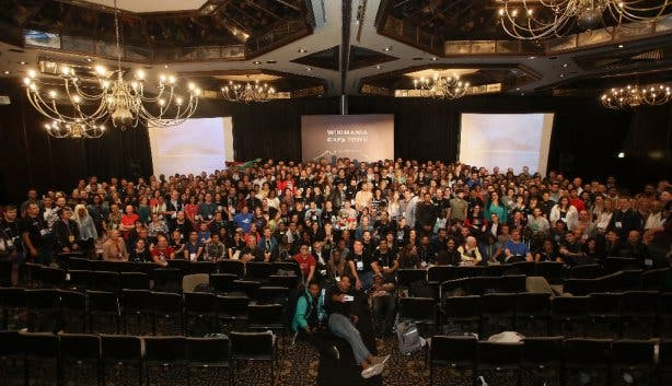 Wikimania Konferenz Kapstadt 2018
