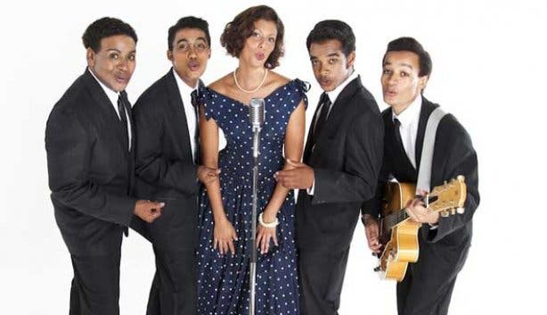 Kats and Kings, a musical at the Fugard Theatre