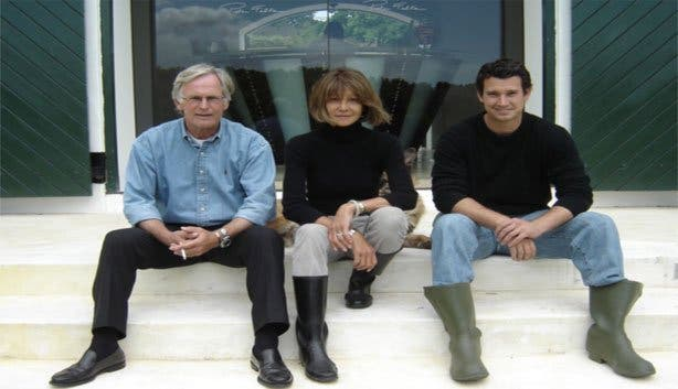 Peter Falke, Daniele and Tertius