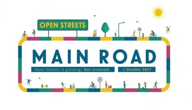 Open Streets Main Road