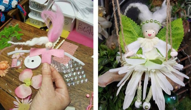 Bugz Playpark Fairy Workshop 3