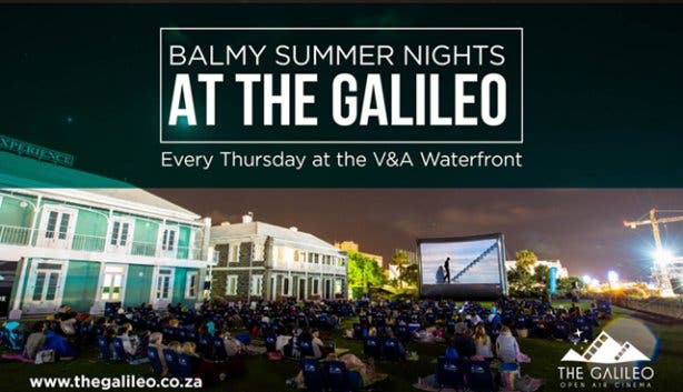 Galileo Cinema at the Waterfront every Thursday