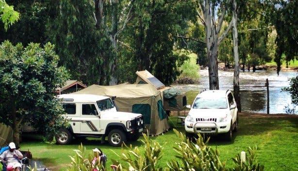campings Garden Route