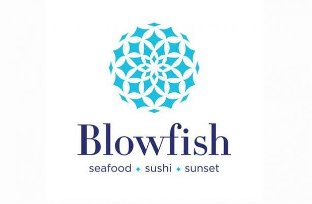 Blowfish Restaurant Logo Cape Town