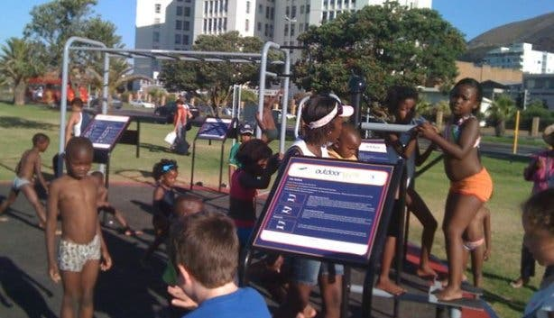 Sea Point Outdoor Gym