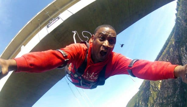 Xplore Tours CT Bungee Jump Bloukrans