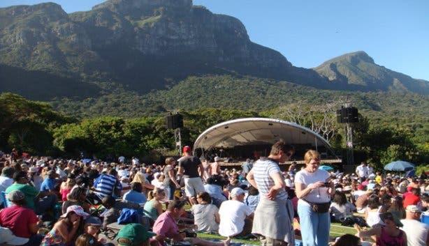 Kirstenbosch Summer Concerts