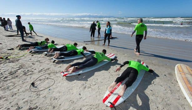 Celeb Surf Day - 2