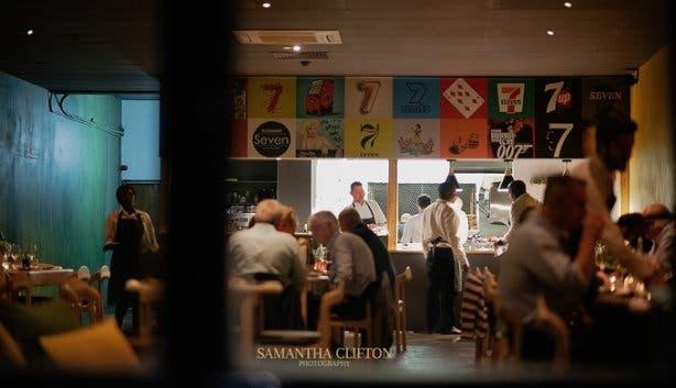 Restaurant Seven 4